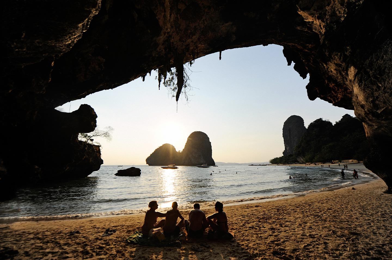 Phra Nang, Thailand