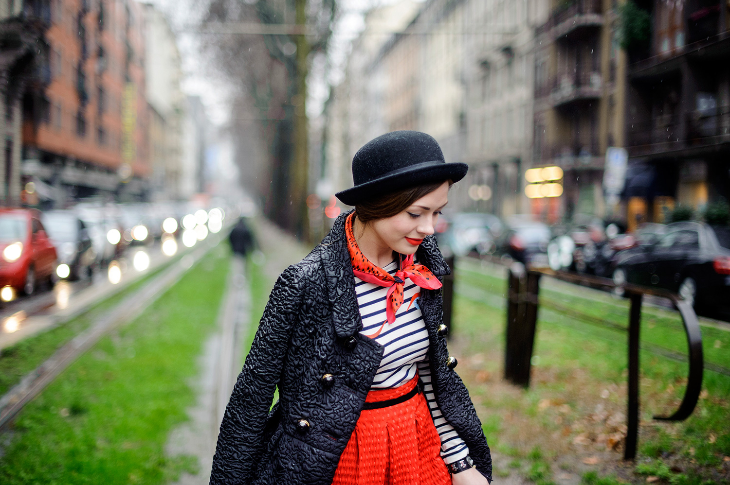 Streetstyle Milano Fashion Week F/W14
